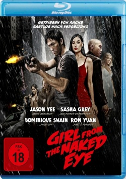 Girl from the Naked Eye – Blu-Ray