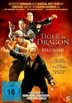 Tiger & Dragon Reloaded – DVD