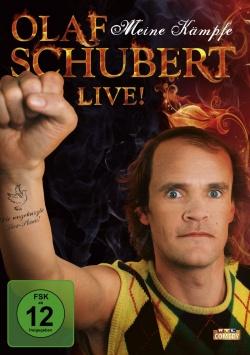 Olaf Schubert Live! – Meine Kämpfe – DVD