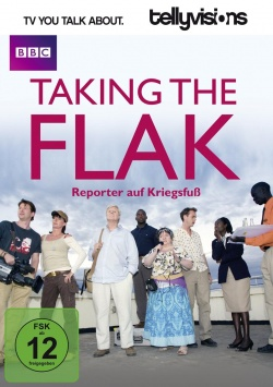 Taking the Flak – Reporter auf Kriegsfuß – DVD