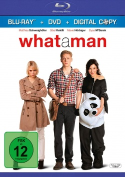 What a Man – Blu-Ray