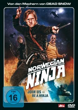 Norwegian Ninja – DVD