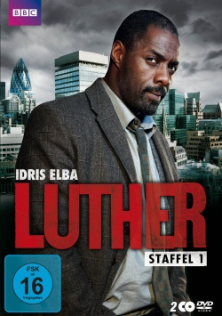 Luther Staffel 1 – DVD