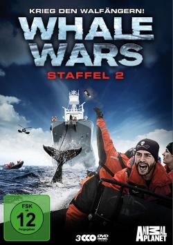 Whale Wars Staffel 2 – DVD