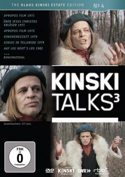 Kinski Talks 3 - DVD