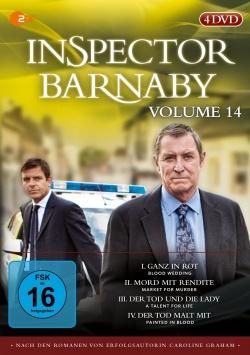 Inspector Barnaby Vol. 14 – DVD