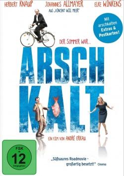 Arschkalt – DVD