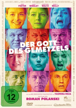 Der Gott des Gemetzels – DVD