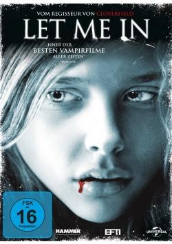 Let me in – DVD