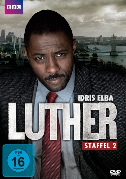 Luther – Staffel 2 – DVD