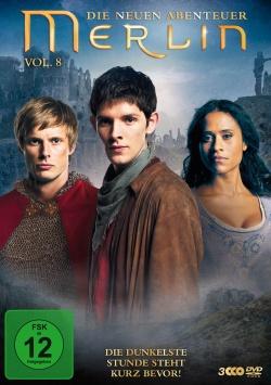 Merlin – Die neuen Abenteuer Vol. 8 – DVD