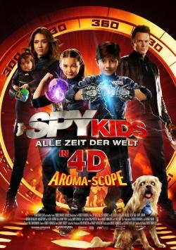 Spy Kids 4D – Alle Zeit der Welt