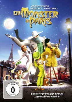 Ein Monster in Paris – DVD