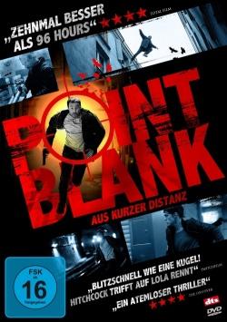 Point Blank – Aus kurzer Distanz – DVD