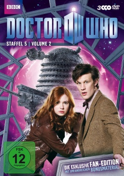 Doctor Who Staffel 5 Vol. 2 – DVD