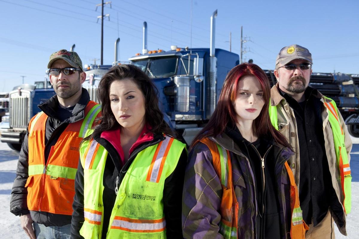 Ice Road Truckers Staffel 12