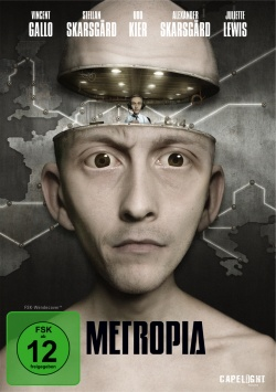 Metropia – DVD