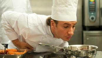 Kochen ist Chefsache