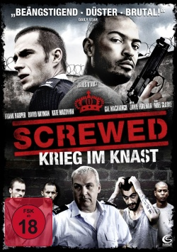 Screwed – Krieg im Knast – DVD