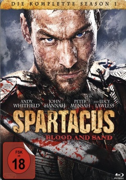 Spartacus: Blood and Sand Staffel 1 – Blu-Ray