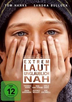 Extrem laut & unglaublich nah – DVD