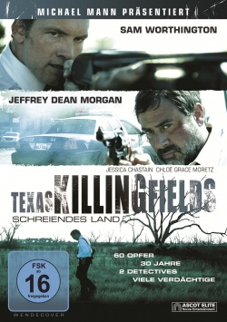 Texas Killing Fields – Schreiendes Land – DVD