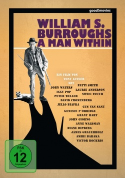 William S. Burroughs: A Man Within – DVD