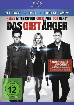 Das gibt Ärger – Blu-Ray