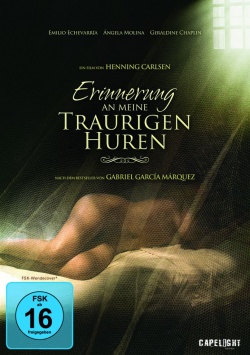 Erinnerung an meine traurigen Huren – DVD