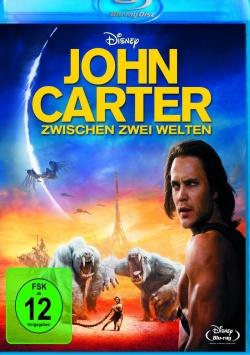 John Carter – Zwischen zwei Welten – Blu-Ray
