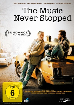 The Music never stopped – DVD