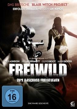 Freiwild – Zum Abschuss freigegeben – DVD