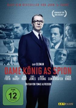 Dame König As Spion – DVD