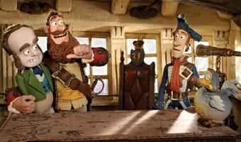 Die Piraten! – Ein Haufen merkwürdiger Typen – DVD