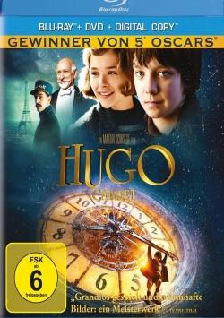 Hugo Cabret – Blu-Ray