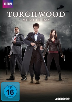 Torchwood: Miracle Day – DVD