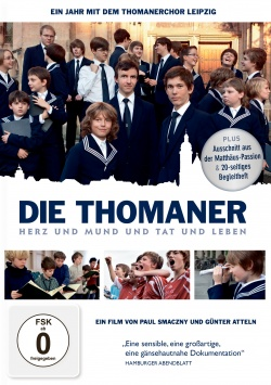 Die Thomaner – DVD