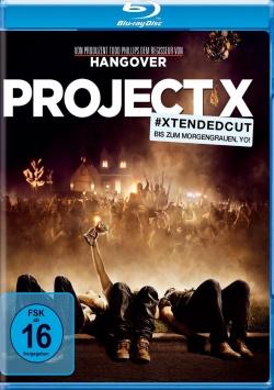 Project X – Extendet Cut – Blu-Ray