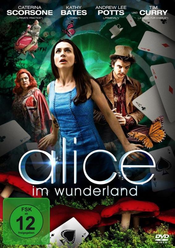 Alice im Wunderland �...