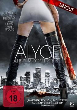 Alyce – Ausser Kontrolle - DVD