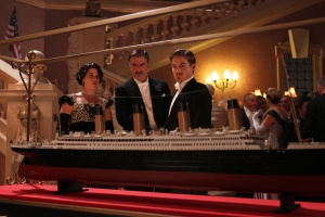 Titanic: Blood & Steel – DVD