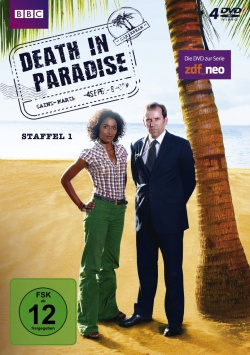 Death in Paradise – Staffel 1 – DVD