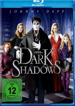 Dark Shadows – Blu-Ray