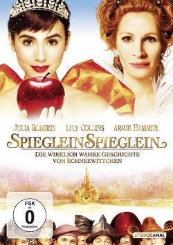 Spieglein Spieglein – Die wirklich wahre Geschichte von Schneewittchen – DVD