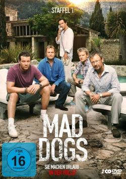 Mad Dogs – Staffel 1 – DVD