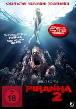 Piranha 2 – DVD