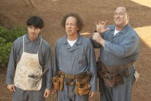 Die Stooges – Drei Vollpfosten drehen ab