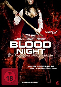 Blood Night – Die Legende von Mary Hatchet – DVD
