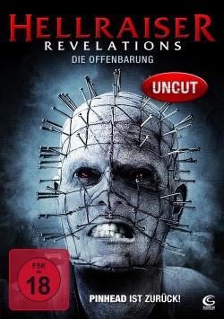 Hellraiser Revelations: Die Offenbarung – DVD