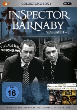 Inspector Barnaby Collectors Box 1